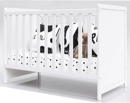 Łóżeczko Lilia 120x60