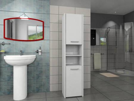 Słupek łazienkowy LUNA 30 2D