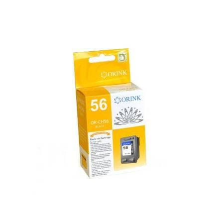 Tusz HP 56 do drukarek Photosmart 100 / 230 / Deskjet 450, Czarny, 22 ml