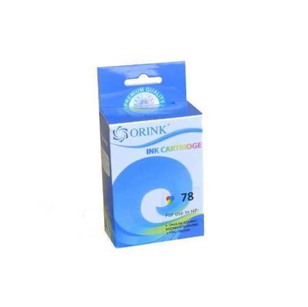 Tusz HP 78 do drukarek  Deskjet 920C / 930C / 940C / 1220C / 3820, Color, 38 ml