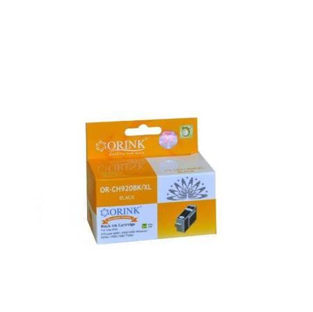 Tusz HP 920XL do drukarek OfficeJet 6000 / 6500 / 7000 / 7500, Czarny, 53 ml